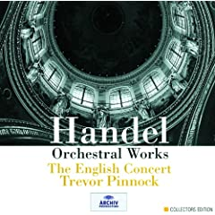 Handel: Water Music, Suites 2 & 3 in D/G, HWV 348 - 4. Rigaudon