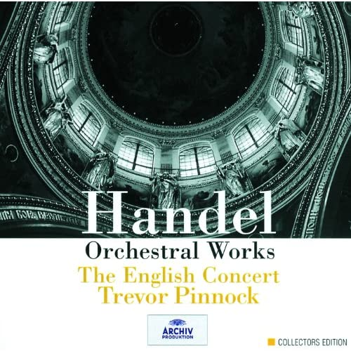 Handel: Concerto a due cori No.2, HWV 333 - 4. Largo