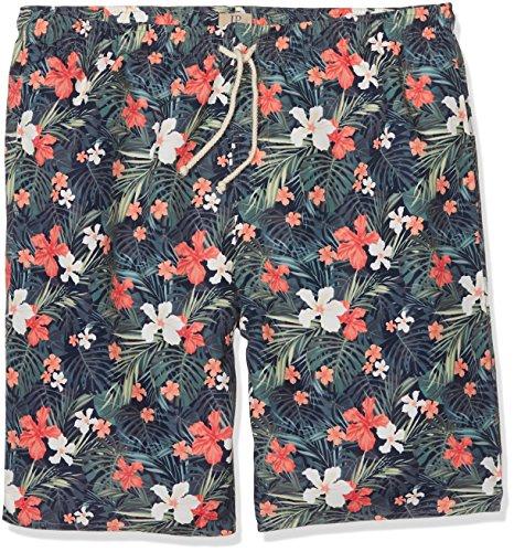 jp-1880-herren-badeshorts-badohose-floral-blau-dunkelblau-70-xxxx-large