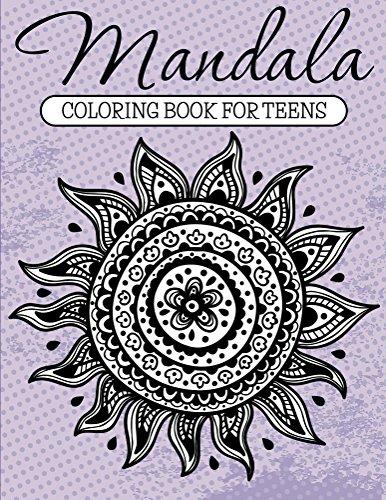 Descargar Torrents Castellano Mandala Coloring Book For Teens: Adult Coloring Book (Art Book Series) PDF A Mobi