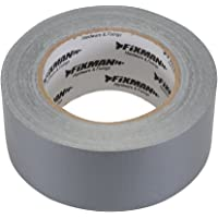Fixman 188824 Super Heavy Duty Duct Tape 50 mm x 50 m – Argent