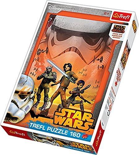 Trefl - 15301 - Puzzle Classique - Star Wars - - - 160 Pièces | Matériaux De Haute Qualité  178268