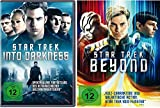 Star Trek - Kinofilme 12+13 im Set - Deutsche Originalware [2 DVDs]