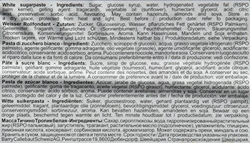 Zoom IMG-1 pasta zucchero tropic 1kg