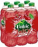 Volvic Juicy Kirsche, 6er Pack (6 x 1 l)