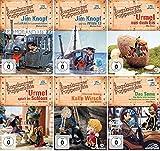 Augsburger Puppenkiste - 7 Filme auf 6 DVDs im Set - Deutsche Originalware [6 DVDs]