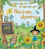 Petronella Apfelmus 2020: Geburtstagsplaner mit Partyideen und Rezepten fürs ganze Jahr!