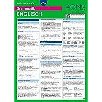 PONS Grammatik auf einen Blick Englisch (PONS Auf einen Blick)