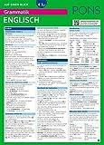 PONS Grammatik auf einen Blick Englisch (PONS Auf einen Blick) - Corinna Löckle-Götz, Sheila McBride, Corinna Löckle- Götz, Sheila MacBride