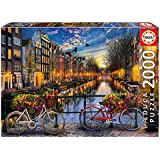 "Educa 17127.0 - ""2000 Amsterdam with love"" Puzzle"