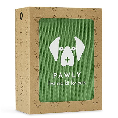Pawly Pet First Aid Kit - Includ...
