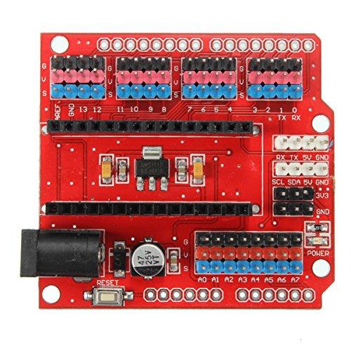61sOy%2BmOFqL - WINGONEER® Expansion Prototype Shield Módulo de placa de extensión de E/S para Arduino Nano V3.0