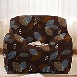 Sofaüberwurf Sofabezug stretch Abziehbild Sofabezug Muster Sofa Slipcover elastische Sofahusse (1 Sitzer für Sofalänge 90-140cm, Stil 5)