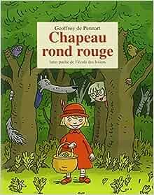 Amazon.fr - Chapeau rond rouge - Geoffroy de Pennart - Livres