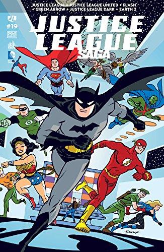 Justice League Saga 19