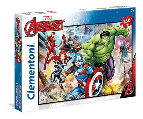 uzzle 250 Avengers ()