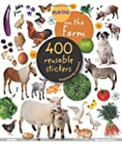 Eyelike on the Farm Stickers: 400 Reusable Inspired by Nature Stickers