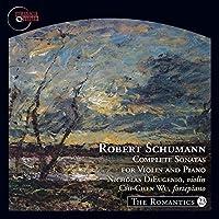 Schumann: Complete Sonatas for Violin & Piano by Musica Omnia