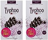 #7: Typhoo Black Currant Bracer Fruit Infusion, 25 Envelopes (Buy 1 Get 1 Free)
