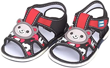 Mee Mee Unisex First Walk Baby Shoes With Chu Chu Sound