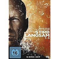 Stirb langsam 1-5 [5 DVDs]