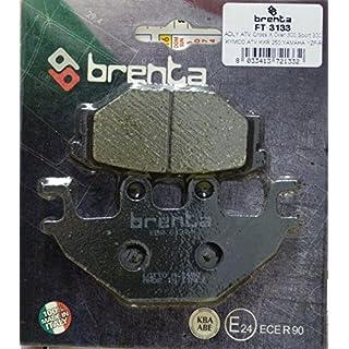Brenta organischen Bremsbeläge moto-BS Villa ZX 50, Cagiva, Garelli Panther 125
