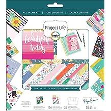Project Life - Kit de álbum todo en uno, diseño de Evans ...