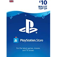 PlayStation PSN Card 10 GBP Wallet Top Up |…