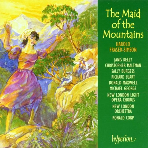 The Maid Of The Mountains [Import anglais]