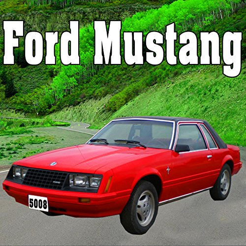 Ford Mustang Short Distant Horn Blast