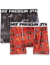 Star Wars Freegun, Boxer Homme, (lot de 2)