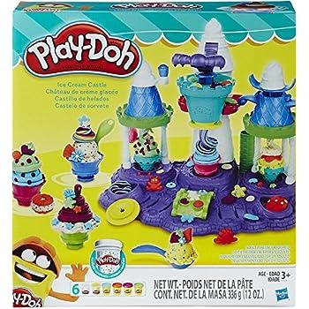 Hasbro Play-Doh Play-Doh B5523EU4 - Pasta da Modellare Castello dei Gelati