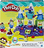 Hasbro Play-Doh B5523EU4 - Eiscreme Schloss, Knete
