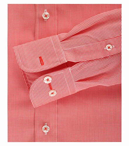 CASAMODA Herren Businesshemd 400 red