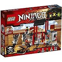 LEGO Ninjago 70591 - Kryptarium-Gefängnisausbruch, Cooles und spaßiges Spielzeug