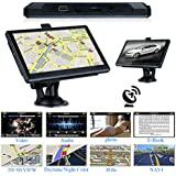 Excelvan GPS Navegador SAT NAV para Coche Camión (Multilenguaje
