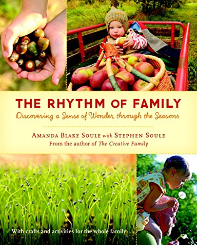 The Rhythm of Family: Discovering a Sense of Wonder Through the Seasons por Amanda Blake Soule