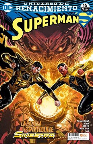 Superman núm. 71/ 16 (Renacimiento) (Superman (Nuevo Universo DC))