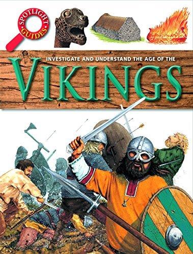 Spotlights - Vikings by Neil Grant (2015-04-01)
