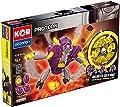 KOR Geomag Proteon Vulkram - Juego de construcciones de figuras magnéticas (103 piezas) por KOR Geomag