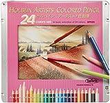 24 color pencil set Holbein (japan import)