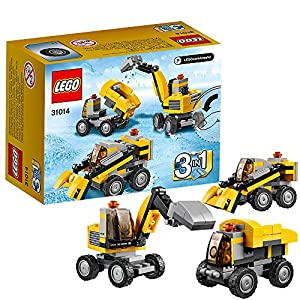 Lego Creator 31014 - Power Bagger