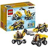 Lego - A1401537 - Pelleteuse - Creator