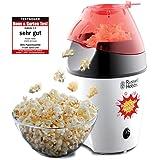 Russell Hobbs Machine à Popcorn 1200W, sans Huile et sans Graisse - 24630-56 Fiesta