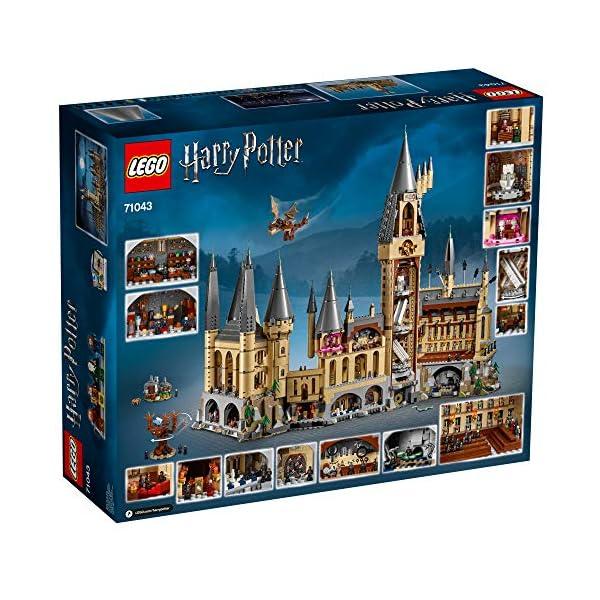 LEGO Harry Potter Castello di Hogwarts (71043) 3 spesavip