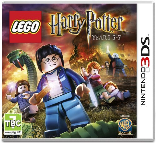 LEGO Harry Potter Years 5-7 (Nintendo 3DS) by Warner Bros. Interactive