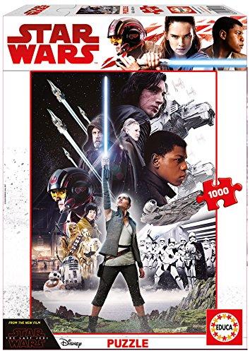 Educa borrás-17465-1000Star Wars Episode VIII
