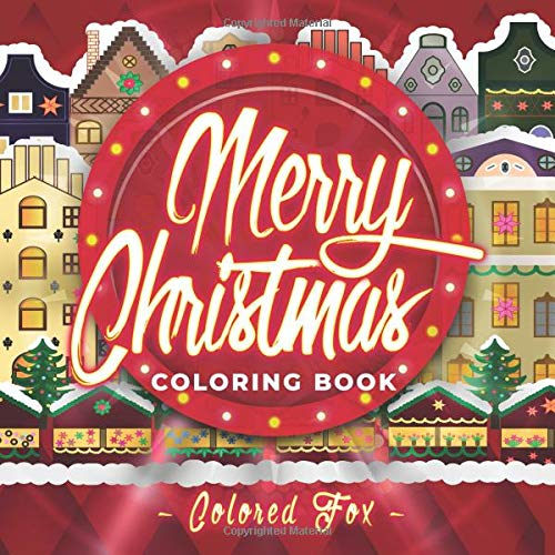 ring Book: An Adult and Teen Coloring Book with Festive, Fun, Relaxing and Beautiful Winter Ornaments, ❙ 34 Holiday Designs, Mandalas, Wreaths, Patterns, Zendoodle and more ()