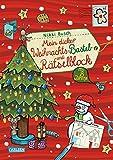 Mein dicker Weihnachts-Bastel- und Rätselblock: Band 3: Rätsel, Spiele, Witze, Bastelideen und vieles mehr