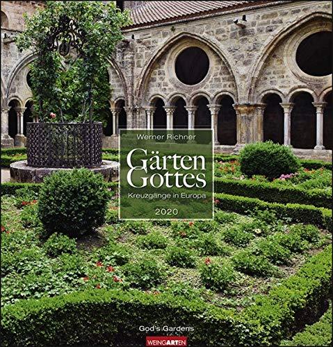 Gärten Gottes 2020 46x48cm